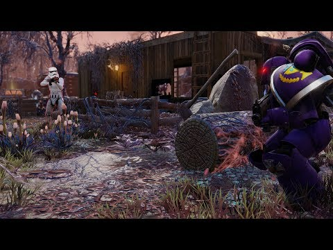 XCOM 2: Soul Drinkers Blow Up Stormtroopers! Advent to Empire Mod Showseries P10