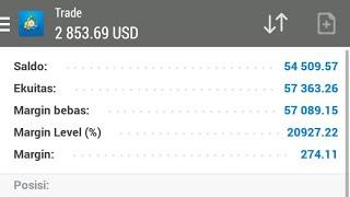 Trading Modal ¢ 54 509.57 Jadi ¢ .....