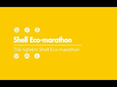Trải nghiệm Shell Eco-marathon