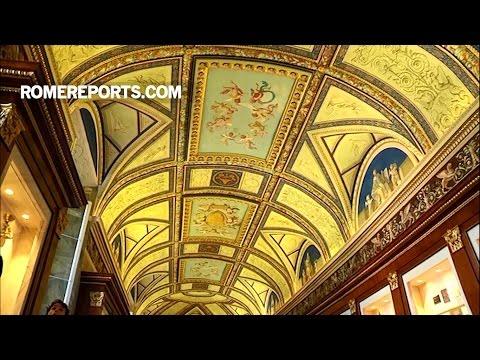 Bảo tàng Vatican mở cửa trở lại căn phòng nổi tiếng Sala degli Indirizzi