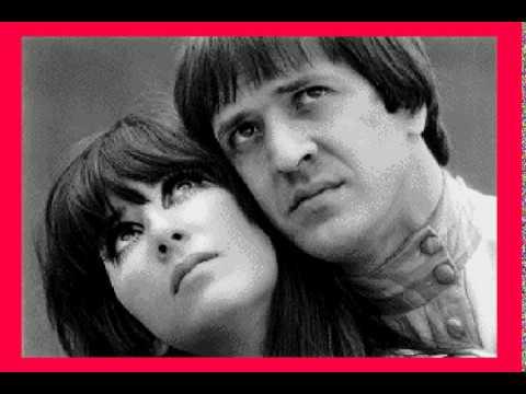 ggnzla KARAOKE 316, Sonny & Cher - A COWBOY'S WORK IS NEVER DONE (duet) Mp3