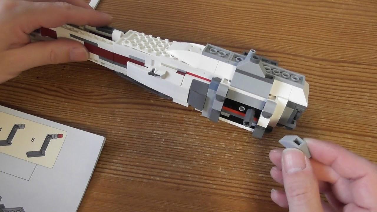 LEGO Star Wars Y-Wing Starfighter 75172 Star Wars New Rare Retired