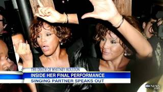 Whitney Houston's Last Performance: An Impromptu Duet with Kelly Price thumbnail
