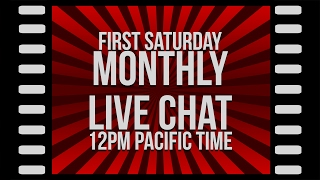 Monthly Live Chat (May 2017)