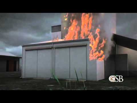 CSB West TX Incident Animation