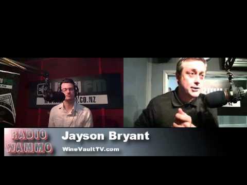 Jayson Bryant: Anchorage 2009 Pinot Noir 17-6-11 Radio Wammo