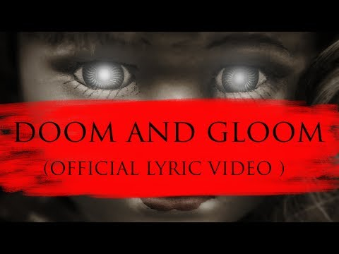Bleed Someone Dry - Doom And Gloom [OFFICIAL LYRIC VIDEO]