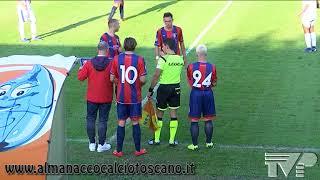 Serie D Girone E Follonica Gavorrano-Aquila Montevarchi 1-1