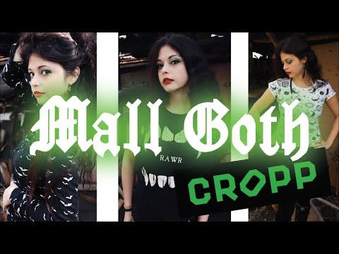 Cropp Haul - Mall Goth