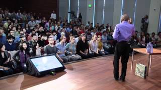Learning to breathe: Louis Jackson at TEDxStanford