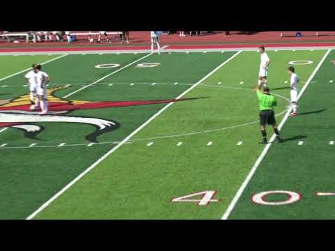 Princeton High School Vs Walnut Hills High School 9 16 2017
