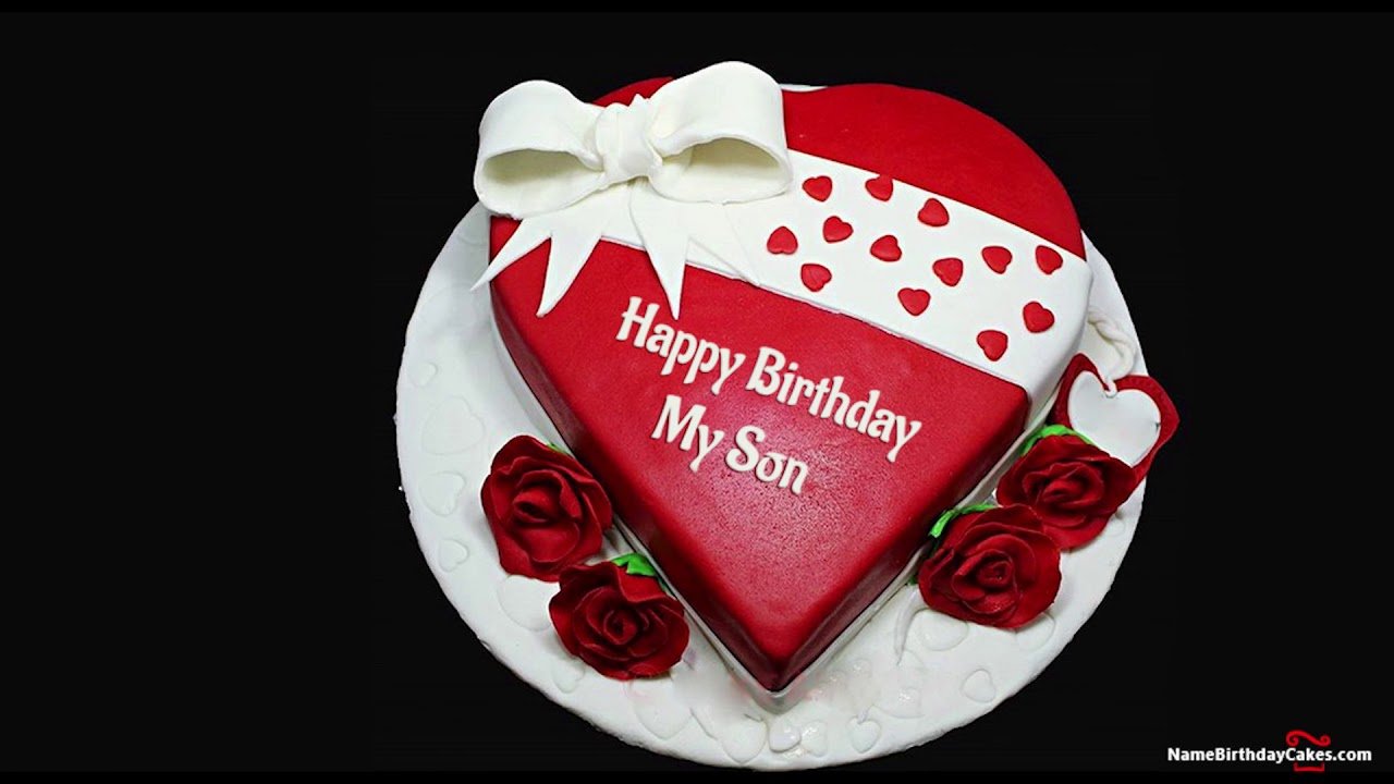 Happy Birthday Son Best Wishes For You Youtube