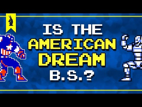 Is The American Dream B.S.? – 8-Bit Philosophy