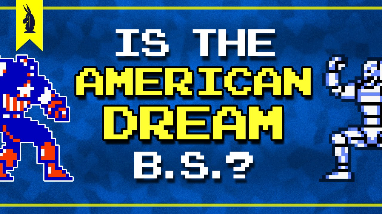 What is the american dream (not the play)?