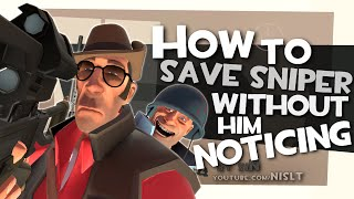 TF2: How to save sniper without him noticing [Epic Fun] thumbnail