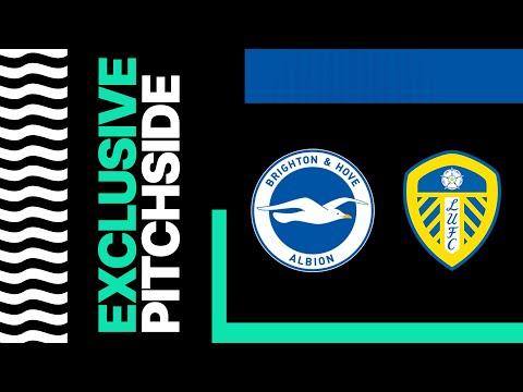 Pitchside: Welbeck Class Downs Leeds