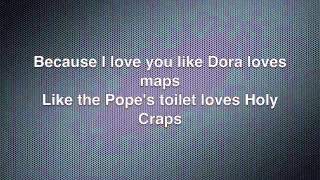 Repeat youtube video Love Is - Bo Burnham