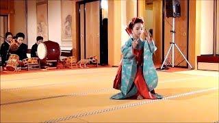 2012.5.26 熊本城本丸御殿 春の宴千秋楽 初午をどり 中村花誠と花と誠の...