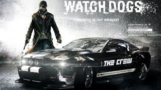 Watch Dogs Police Chase PC Gameplay