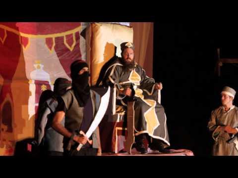 CGI Parksville NY Staff Play 5774, A Dream Of A Kingdom.