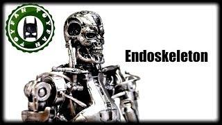 Фигурка Терминатор T-800 Endoskeleton / Terminator 1 collection от Neca обзор (RUS Review)