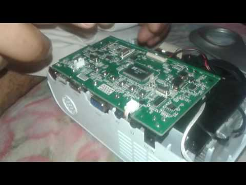 How To Clean Projector Optical Components Doovi