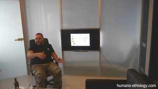 4часть. Основы прикладной этологии человека, семинар Олега Новоселова.