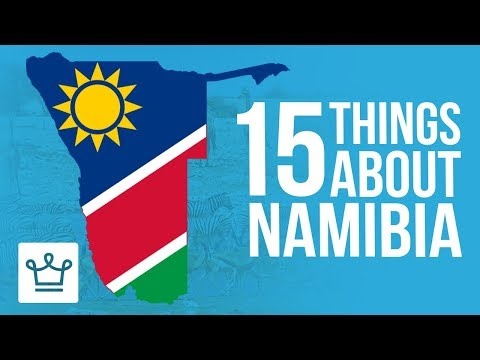 15 Things You Didn't Know About Namibia