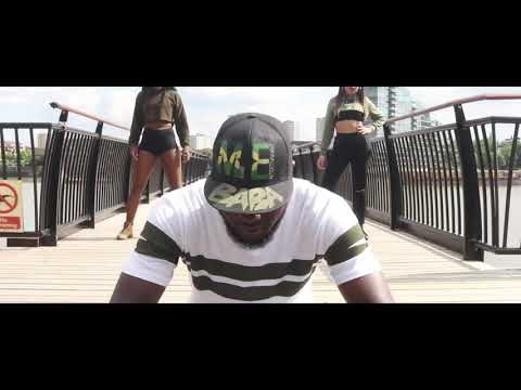 Lanz - She Nah Let Go | Dance Video | NEW DANCEHALL STEP
