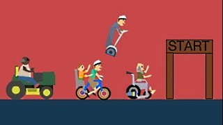 Crazy Mini Characters Battle Happy Wheels Download And