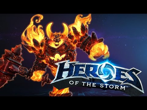 RIDING THE LAVA WAVE | Heroes of the Storm with Jesse Cox and Sinvicta