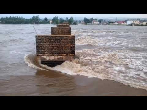 Наводнение в Нижнеудинске июнь 2019г. Часть 1. Страшное наводнение в Нижнеудинске.