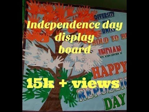 Republic Day Display Board Ideas Republic Day Display Board Ideas