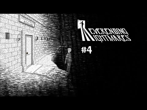 ENDSTATION ? - Let's Play Neverending Nightmares Deutsch #4 | Indie Horror Game