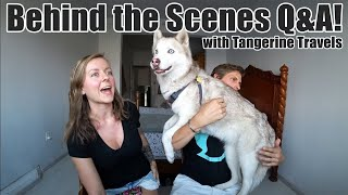 Q&A With Tangerine Travels (A Mexico Travel Vlog Behind the Scenes)