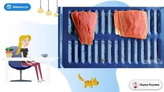 Салат с лососем. Рецепты вкусных блюд