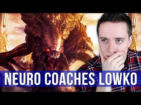 StarCraft 2: Neuro Coaches Lowko!