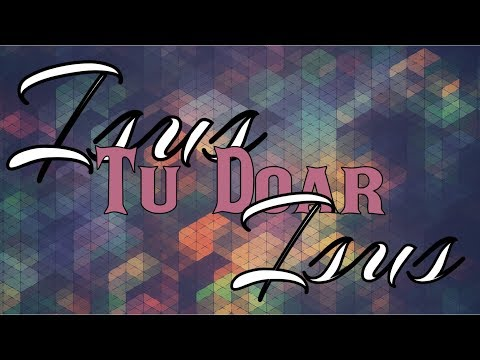 George Ciurdas feat. Adeline - Isus Tu Doar Isus Lyrics Video ( Rend Collective One and Only cover )