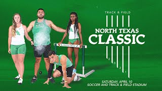 2021 North Texas Classic - Track and Field