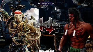 Killer Instinct Eagle & Retro Eagle Gameplay Footage - Online Match 37 - Xbox One - Post Season 3