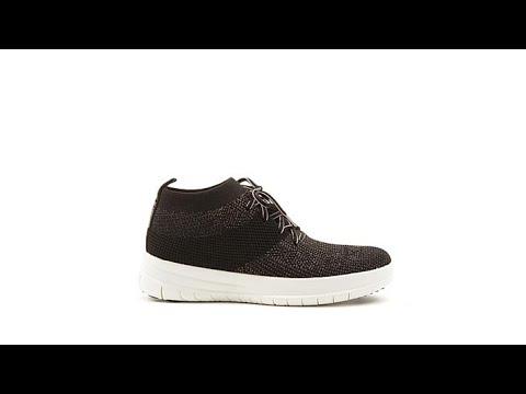FitFlop Uberknit SlipOn HiTop Sneaker