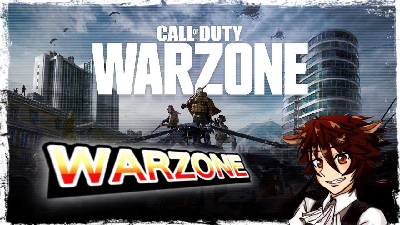 cod warzone ソロ
