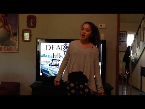 Dear Future Husband cover by 11 year old Marie Sanders