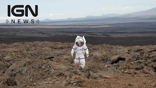 NASA Astronauts Just Spent a Year Pretending To Live On Mars - IGN News