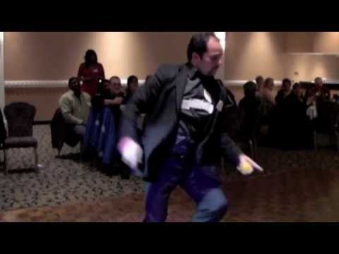 Ray Chance - Stage Show Clips