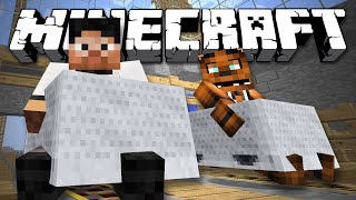 МАЛЕНЬКАЯ ГОНКА С ФРЕДДИ Minecraft Обзор Карты