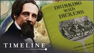 A Look Into Charles Dickens' Kitchen | A Cook Back In Time (Victorian Food Documentary) | Timeline
