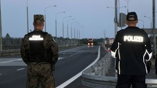 Deutschlands Grenzen - Ein Traum für Schmuggler