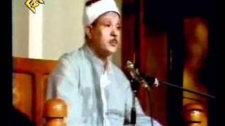 تلاوة عطرة لسورة الأحزاب - ج2 - l الشيخ عبد الباسط