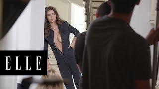 Try on Emily Ratajkowski's Favorite Jeans | ELLE